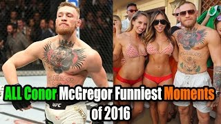 Download Conor McGregor FUNNIEST Moments Mp3 and Videos
