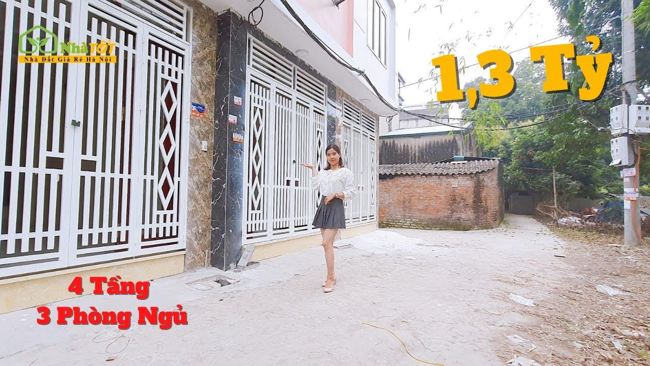 image Bán Nhà Rẻ Nhất 2021 - 4 Tầng, Yên Nghĩa, Hà Đông, Hà Nội | nhà TỐT