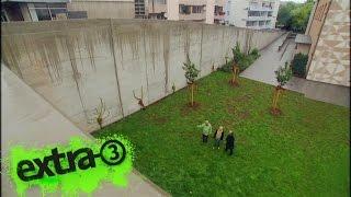Realer Irrsinn: Die Frankfurter Mauer