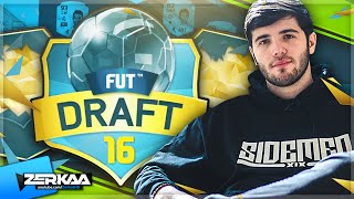 CRAZIEST MATCH | FIFA 16 ULTIMATE TEAM DRAFT