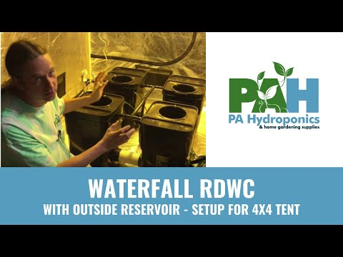 How to Install a Reservoir Top Off Kit for Your Fallponic