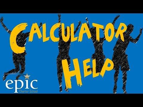 Algebra 1 Ti 30xs Scientific Calculator Help Solve Linear