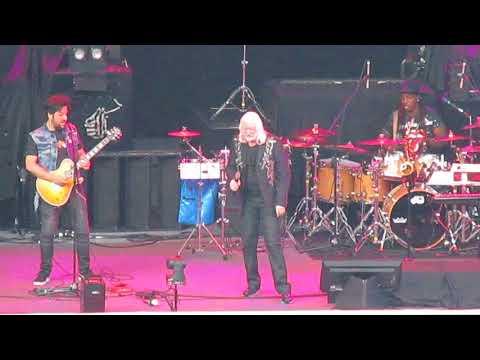 "Edgar Winter ""Rock and Roll Hoochie Koo"" Live - Greek Theatre 2017"