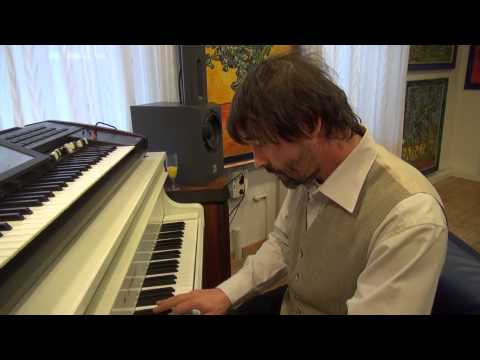 Wolfgang Müller als Pianist