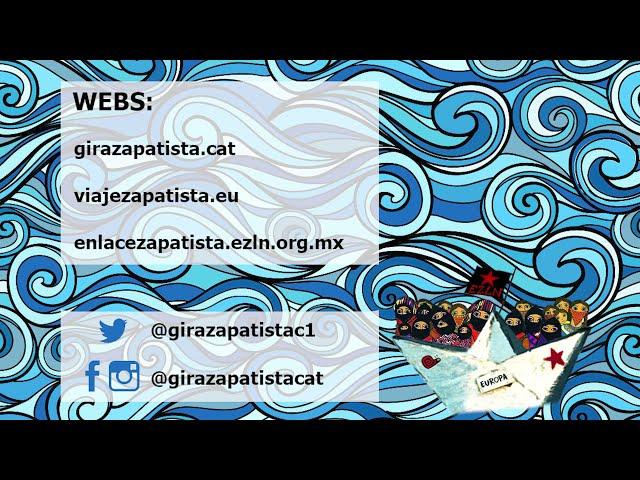 Gira Zapatista: Como ayudar