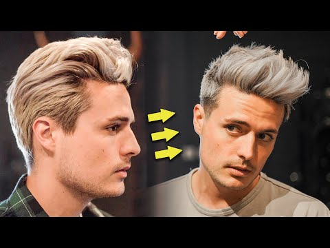 mens-spring/summer-haircut-2020-|-mens-texture,-color,-quiff-hairstyle
