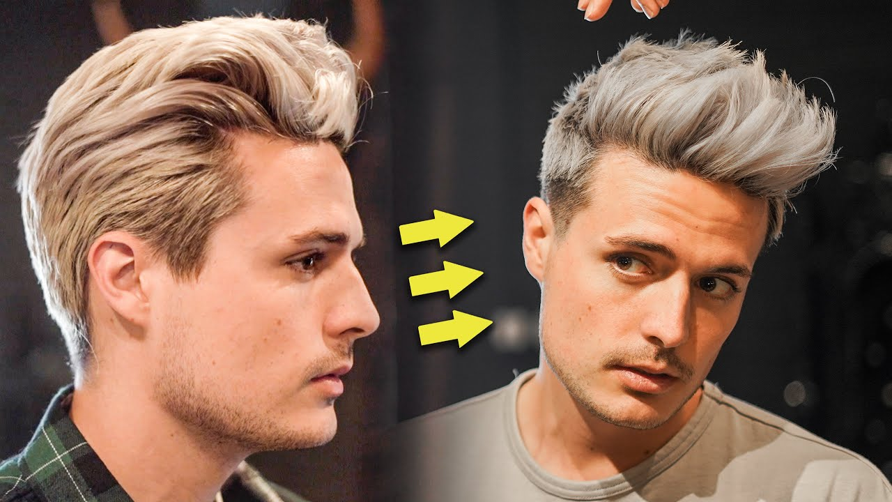 Mens Spring/Summer Haircut 2020