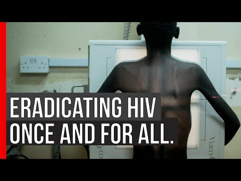MSF PULSE: Eradicating HIV once and for all.