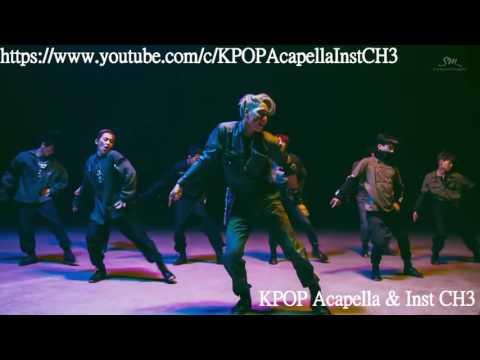 [Acapella] EXO - Monster (Korean Ver) [All Vocal]
