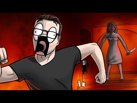 INTRODUCING HELL!! - Paranormal Activity VR Gameplay (Horror VR)