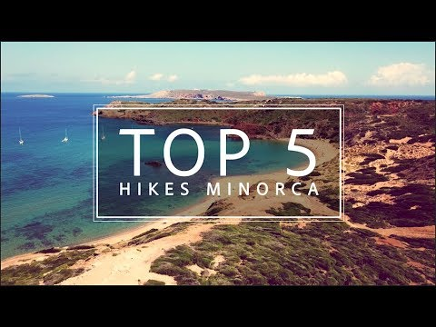Top 5 Hikes Minorca (Menorca)
