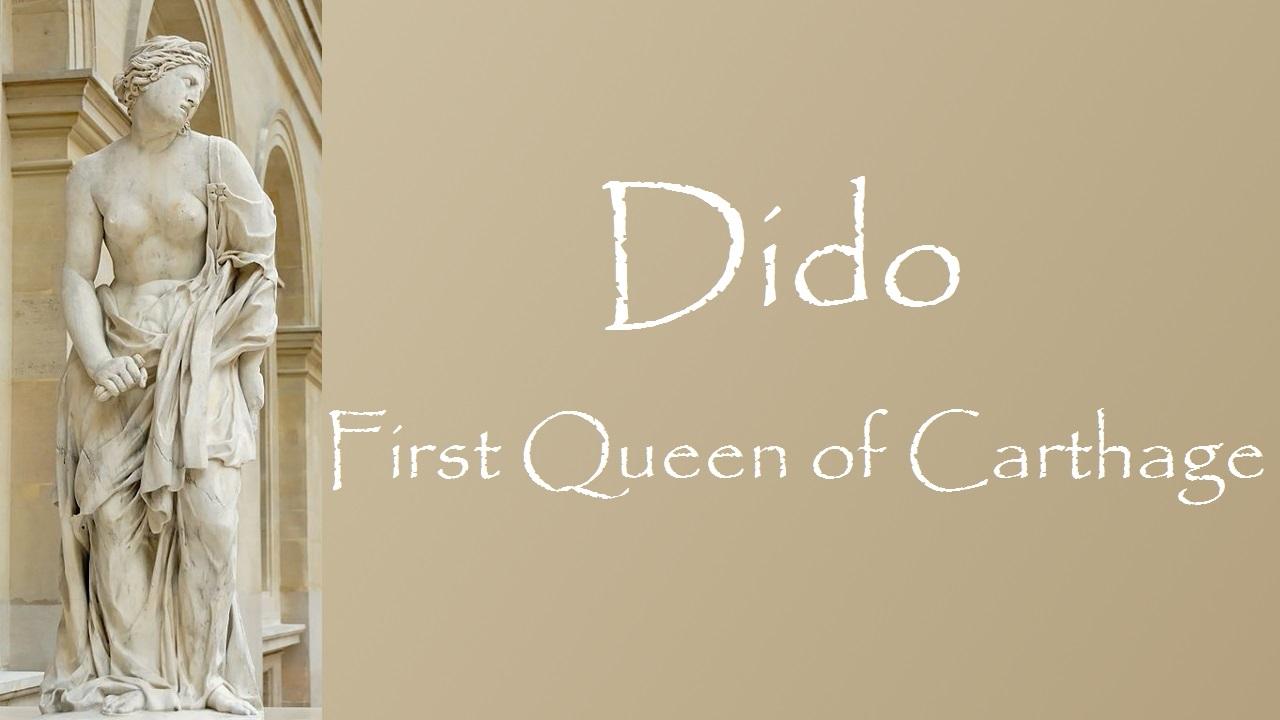 Dido Mythologie
