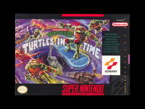 TMNT 4 (SNES) Music: Big Apple, 3 A.M. Extended HD