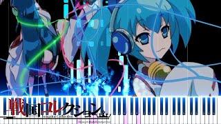 【戦国コレクション ED】Sweety - UNLUCKY GIRL!!(Sengoku Collection Piano Cover)【ピアノカバー】