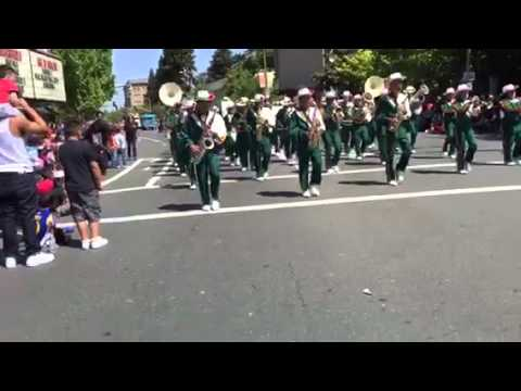 Lawrence Cook Middle School - Rose Parade 2015