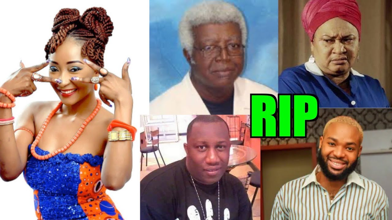 Download 17 Nollywood Actors Who Died In The First Half Of 2021