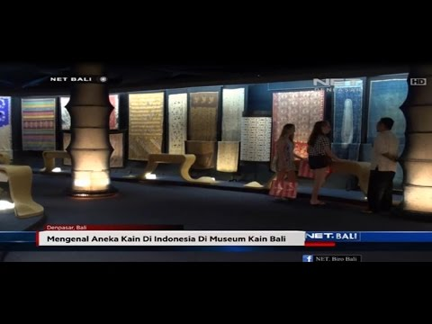 NET. BALI - MUSEUM KAIN