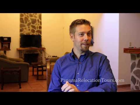Panama Expat Experience - Joel