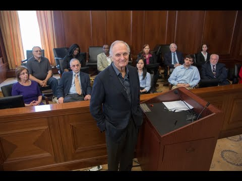 "Episode one of the 2-part PBS series ""Brains on Trial with Alan Alda"""