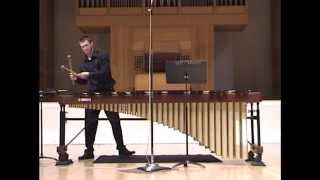 J.S. Bach - Cello Suite No. 1 in G Major, solo marimba