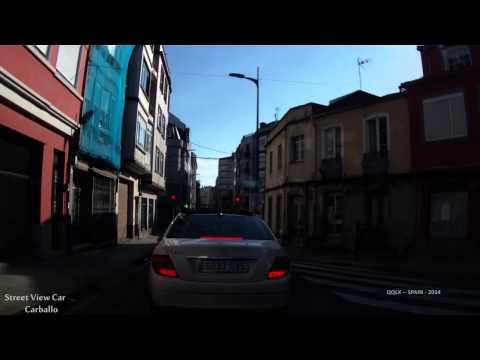 QQLX 0225 SPAIN   Carballo   Street View Car 2014