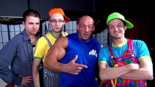 Kabaret z Konopi - poleca Hardkorowy KOKSu (Robert Burneika) 2017 Video