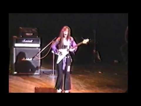 Jimi Hendrix Guitar Festival, Bumbershoot, Seattle, 1995