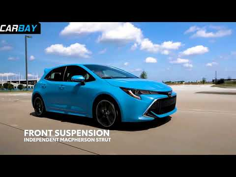 2019 Toyota Corolla Hatchback - A better Corolla is still a Corolla