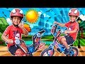 Children Bicycle Shopping SURPRISE | Kids Learn How To Ride A Bike