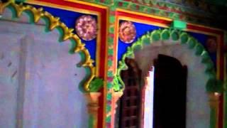 dungarpur painted palace