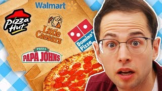 Download Which Chain Makes The Best Custom Pizza? • Candid Competition Mp3 and Videos