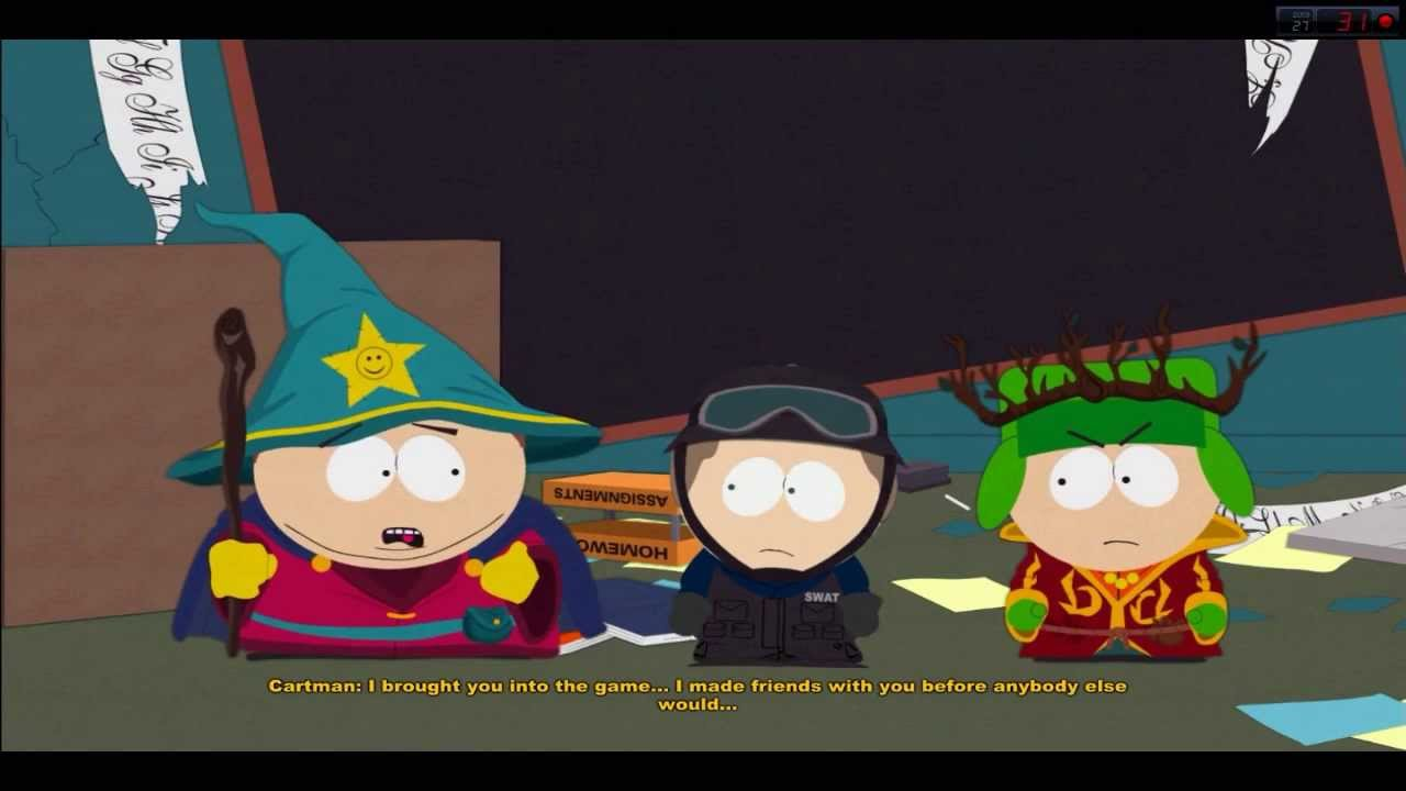 how to get south park the stick of truth free