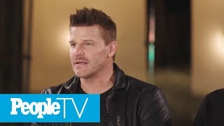 David Reflects On The Day He Found Out He Was Getting The 'Angel' Spin-off | PeopleTV