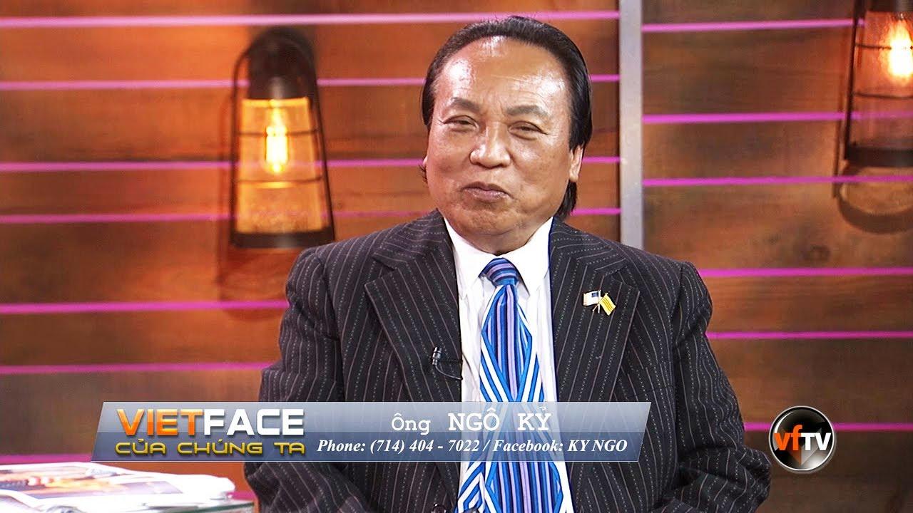Vietface Của Chúng Ta | Show 109 | Ông Ngô Kỷ