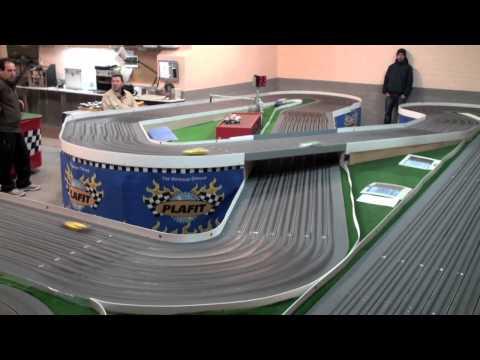 Slot racing Le Mans Series 1/24 A.P.S. 2013 2ª carrera
