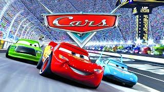 CARS EL JUEGO DE LA PELICULA EN ESPAÑOL - RAYO MCQUEEN y + CARROS en el Juego de la Pelicula Cars 1