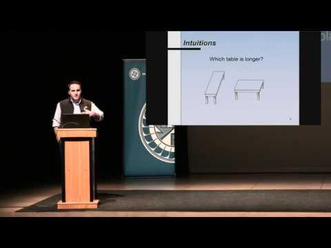 SFI Community Lecture - Damon Centola - How Behavior Spreads: The Science of Complex Contagions