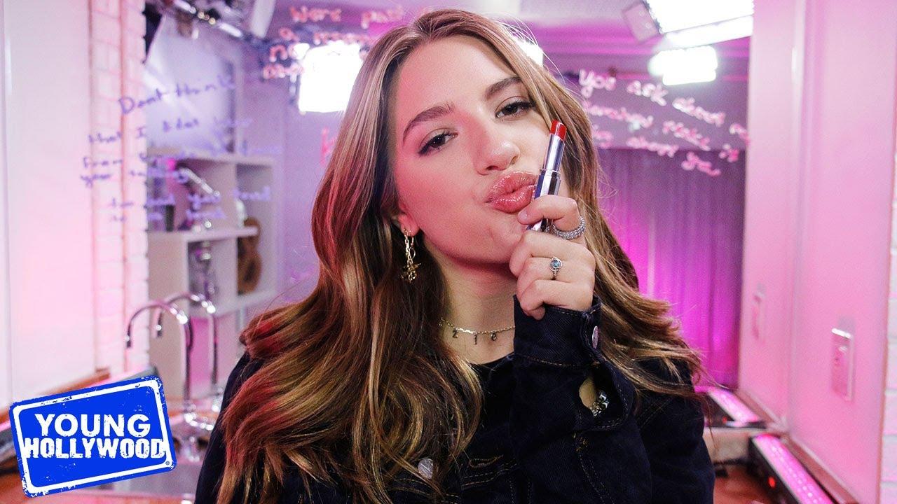 Download Kenzie Ziegler on DMing Justin Bieber & Billie Eilish and Her Song Motives   Lipstick 'N Lyrics