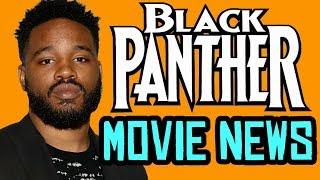 Black Panther 2 - Ryan Coogler Returns to Direct!