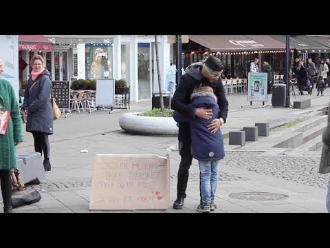 Blind Muslim Trust Experiment - Denmark