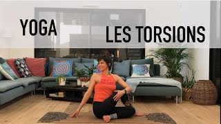 Yoga - Les torsions - Alors on twist?