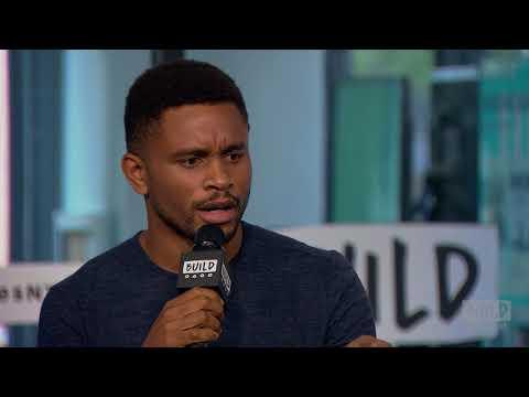 "Nnamdi Asomugha Talks About Producing ""Crown Heights"""