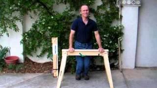 Hideahorse Folding Sawhorse, Http://hideahorsefoldingsawhorses.com/