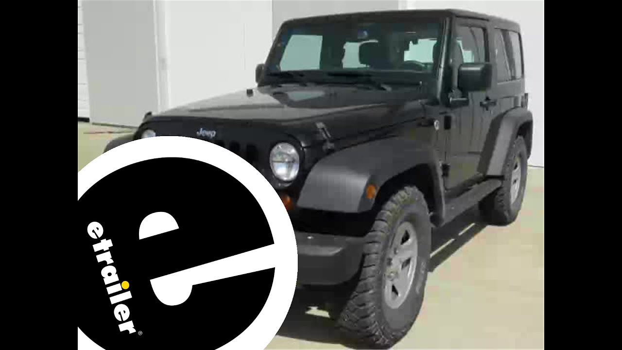 small resolution of jeep wrangler tj tail light wiring diagram jeep wrangler installation of the hopkins tail light wiring