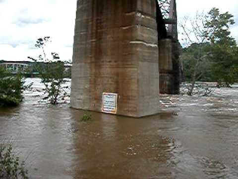 Delaware River Rail Bridge, Post Irene