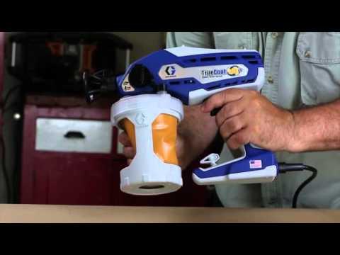 How To Refill the FlexLiner on Your Graco TrueCoat 360 Sprayer