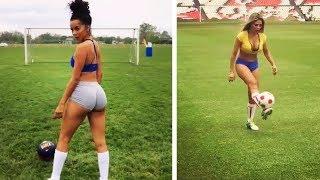После Этого Видео Вы Полюбите Женский Футбол