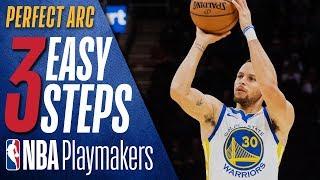 How to Get Perḟect Basketball Shooting Arc | ShotMechanics