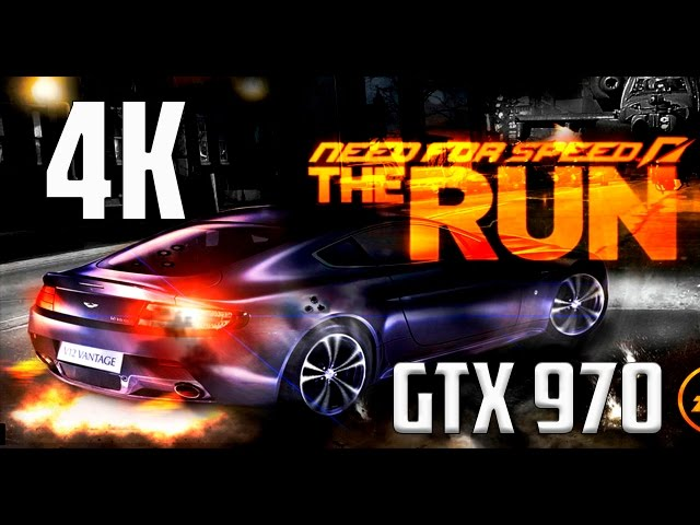Nfs The Run 4k 60fps Top