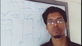 4 Stroke Engine Operation(Automobile Engineering Lecture In Bangla By Y.E.Cr)
